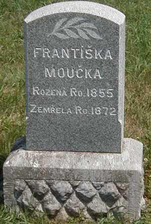 MOUCKA, FRANTISKA - Johnson County, Iowa | FRANTISKA MOUCKA
