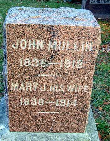 MULLIN, JOHN - Johnson County, Iowa | JOHN MULLIN