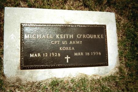 O'ROURKE, MICHAEL KEITH - Johnson County, Iowa | MICHAEL KEITH O'ROURKE