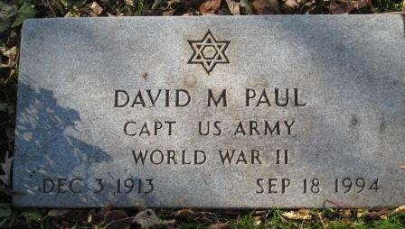 PAUL, DAVID M - Johnson County, Iowa | DAVID M PAUL