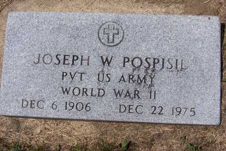 POSPISIL, JOSEPH - Johnson County, Iowa | JOSEPH POSPISIL