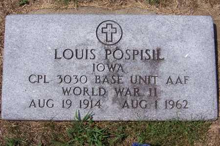 POSPISIL, LOUIS - Johnson County, Iowa | LOUIS POSPISIL