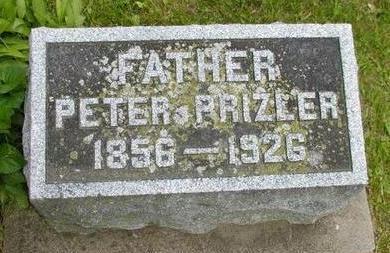 PRIZLER, PETER - Johnson County, Iowa | PETER PRIZLER