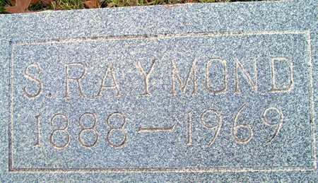 RANSHAW, S. RAYMOND - Johnson County, Iowa | S. RAYMOND RANSHAW