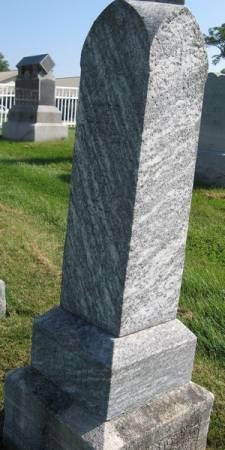 RESSLER GRAMLY, AGNES C. - Johnson County, Iowa   AGNES C. RESSLER GRAMLY