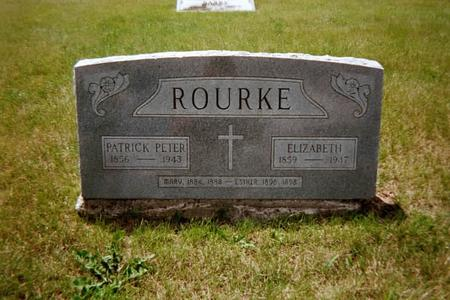 ROURKE, ELIZABETH - Johnson County, Iowa | ELIZABETH ROURKE