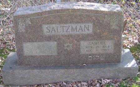 SALTZMAN, SAMUEL - Johnson County, Iowa | SAMUEL SALTZMAN