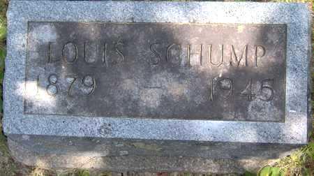 SCHUMP, LOUIS - Johnson County, Iowa | LOUIS SCHUMP