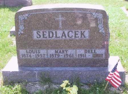 SEDLACEK, LOUIS - Johnson County, Iowa | LOUIS SEDLACEK