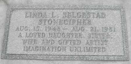 STONECIPHER, LINDA L - Johnson County, Iowa | LINDA L STONECIPHER