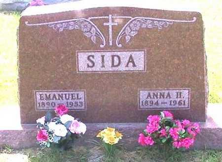 SIDA, EMANUEL - Johnson County, Iowa | EMANUEL SIDA