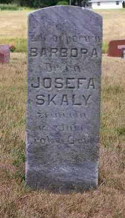SKALY, BARBORA - Johnson County, Iowa | BARBORA SKALY