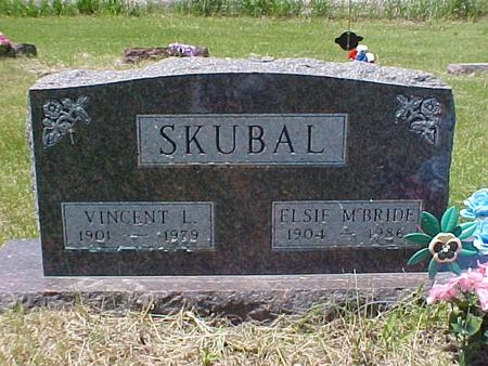 SKUBAL, ELSIE - Johnson County, Iowa | ELSIE SKUBAL