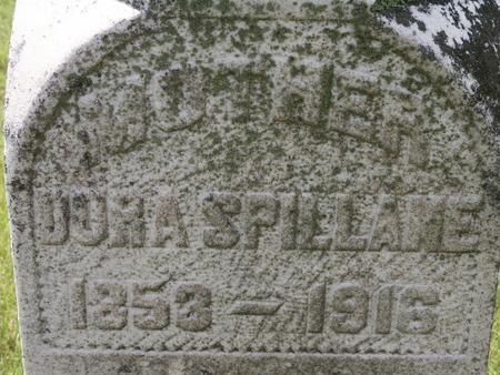 SPILLANE, DORA - Johnson County, Iowa | DORA SPILLANE