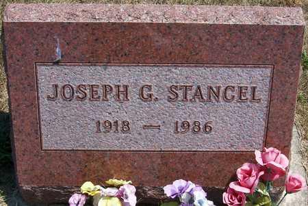 STANCEL, JOSEPH - Johnson County, Iowa   JOSEPH STANCEL