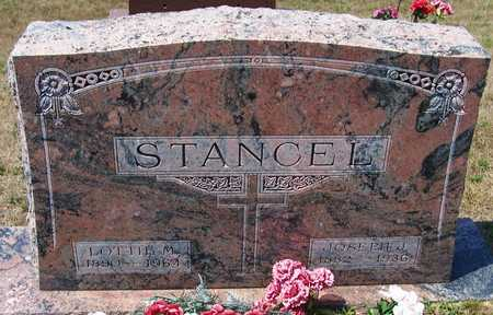 STANCEL, LOTTIE - Johnson County, Iowa   LOTTIE STANCEL
