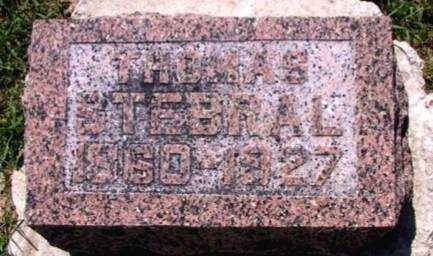 STEBRAL, THOMAS - Johnson County, Iowa | THOMAS STEBRAL
