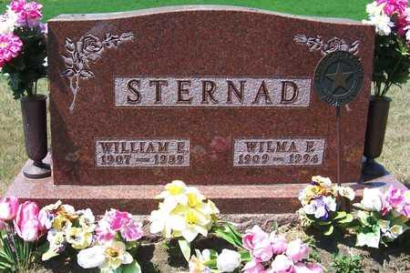 STERNAD, WILLIAM - Johnson County, Iowa | WILLIAM STERNAD