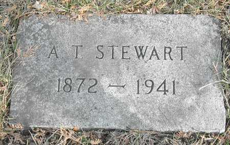 STEWART, A. T. - Johnson County, Iowa | A. T. STEWART