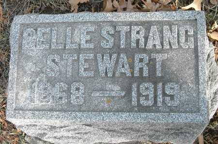 STEWART, BELLE - Johnson County, Iowa | BELLE STEWART