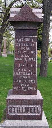 STILLWELL, LIZZIE A. - Johnson County, Iowa | LIZZIE A. STILLWELL