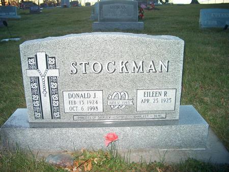 STOCKMAN, DONALD - Johnson County, Iowa | DONALD STOCKMAN