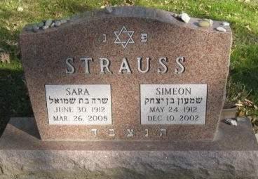 STRAUSS, SARA - Johnson County, Iowa | SARA STRAUSS