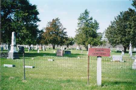 SWANK, CEMETERY - Johnson County, Iowa | CEMETERY SWANK