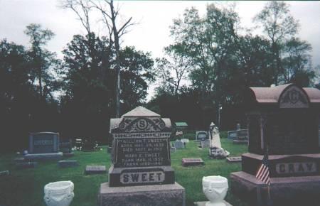 SWEET, WILLIAM THOMAS AND MARY ELIZABETH (HILLHOUSE) - Johnson County, Iowa | WILLIAM THOMAS AND MARY ELIZABETH (HILLHOUSE) SWEET