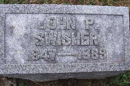 SWISHER, JOHN - Johnson County, Iowa | JOHN SWISHER