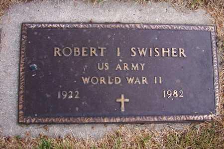 SWISHER, ROBERT - Johnson County, Iowa   ROBERT SWISHER