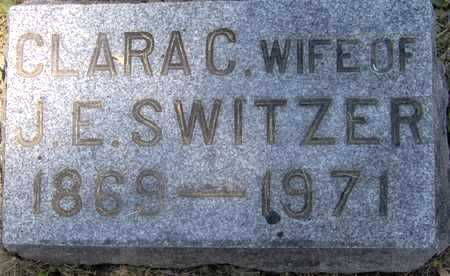 SWITZER, CLARA C - Johnson County, Iowa | CLARA C SWITZER