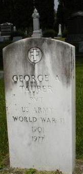 TAUBER, GEORGE A - Johnson County, Iowa | GEORGE A TAUBER