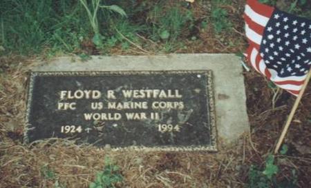 WESTFALL, FLOYD R. (DICK) - Johnson County, Iowa | FLOYD R. (DICK) WESTFALL