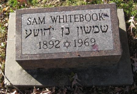 WHITEBOOK, SAM - Johnson County, Iowa | SAM WHITEBOOK