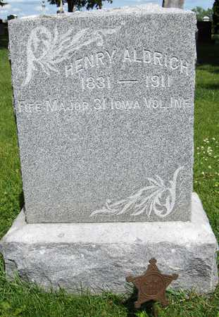 ALDRICH, HENRY - Jones County, Iowa | HENRY ALDRICH