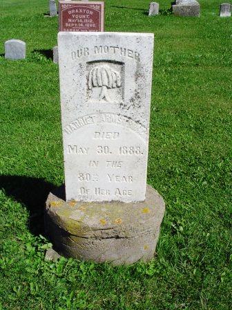 ARMSTRONG, HARRIET - Jones County, Iowa | HARRIET ARMSTRONG