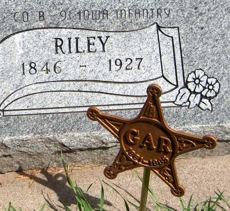 ARNOLD, RILEY - Jones County, Iowa | RILEY ARNOLD