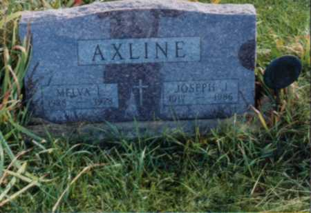AXLINE, JOSEPH J. - Jones County, Iowa | JOSEPH J. AXLINE