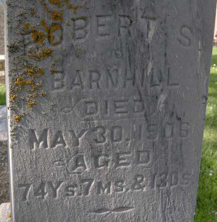 BARNHILL, ROBERT S. - Jones County, Iowa | ROBERT S. BARNHILL