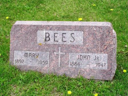 BEES, JOHN JR. - Jones County, Iowa | JOHN JR. BEES
