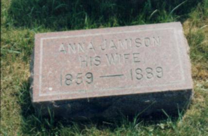 JAMISON BENADOM, MARGARET ANNE - Jones County, Iowa | MARGARET ANNE JAMISON BENADOM