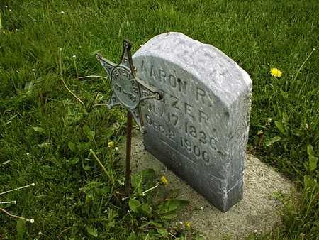 BETZER, AARON R. - Jones County, Iowa | AARON R. BETZER