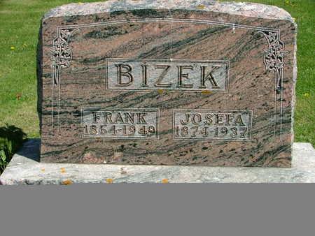 BIZEK, FRANK - Jones County, Iowa | FRANK BIZEK