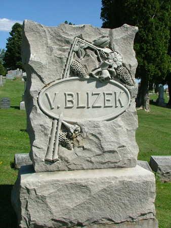 BLIZEK, VIT - Jones County, Iowa | VIT BLIZEK