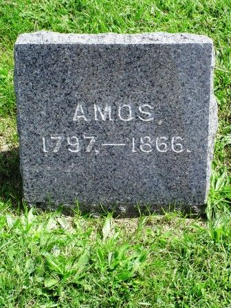 BREED, AMOS - Jones County, Iowa   AMOS BREED