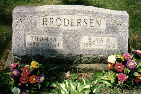 BRODERSEN, THOMAS - Jones County, Iowa | THOMAS BRODERSEN
