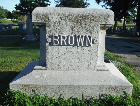 BROWN, A. G. - Jones County, Iowa | A. G. BROWN