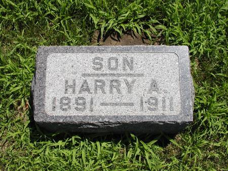 BRUCE, HARRY A. - Jones County, Iowa   HARRY A. BRUCE