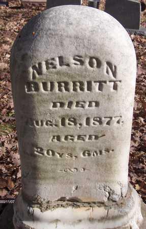 BURRITT, NELSON - Jones County, Iowa | NELSON BURRITT